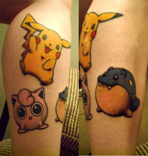 Tatuagens de Pokemon (28)