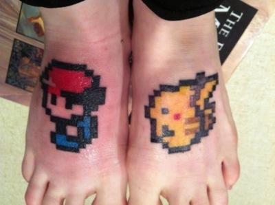 Tatuagens de Pokemon (21)