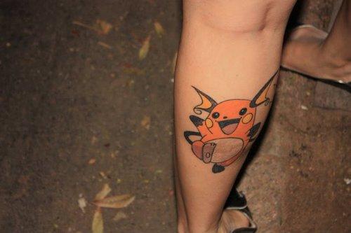 Tatuagens de Pokemon (19)
