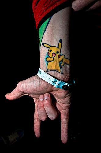 Tatuagens de Pokemon (15)