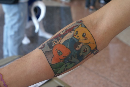 Tatuagens de Pokemon (14)