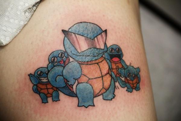 Tatuagens de Pokemon (7)