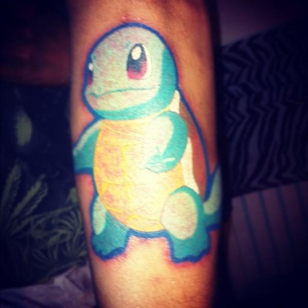 Tatuagens de Pokemon (6)