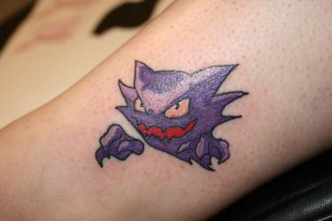 Tatuagens de Pokemon (3)