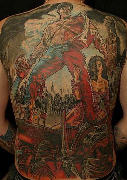 Tatuagens de Evil Dead (45)