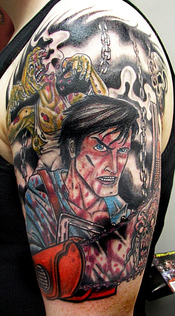 Tatuagens de Evil Dead (11)