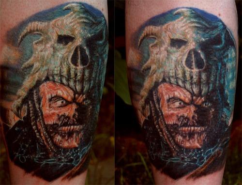 Tatuagens de Evil Dead (8)
