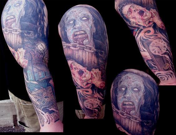 Tatuagens de Evil Dead (2)