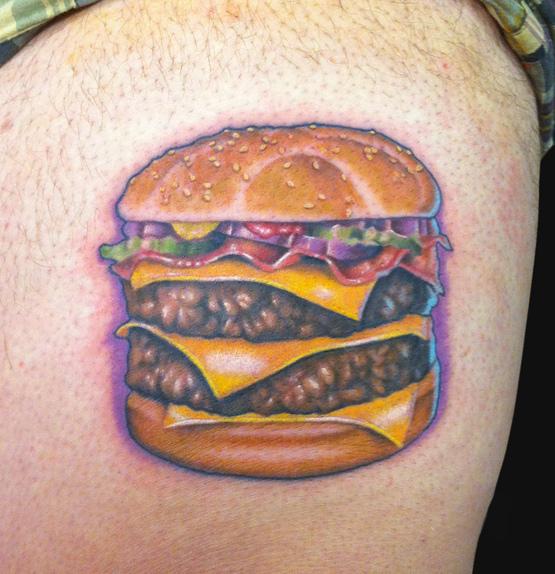 Tatuagem de comida (50)