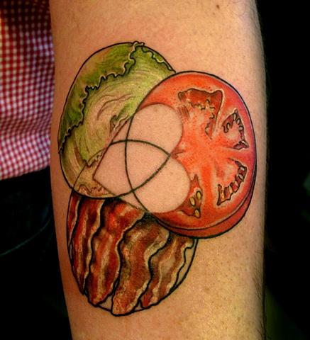 Tatuagem de comida (47)