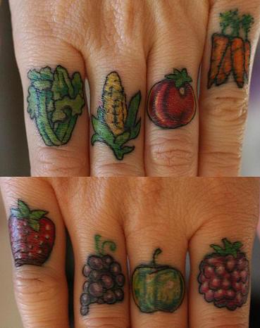 Tatuagem de comida (46)