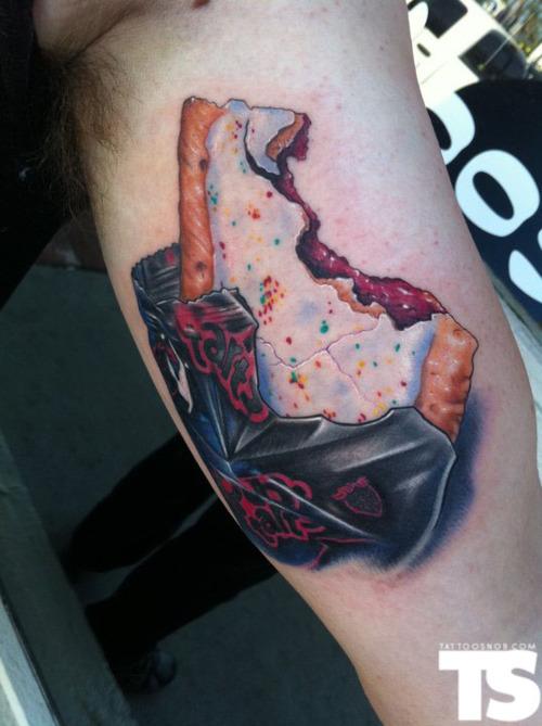 Tatuagem de comida (40)