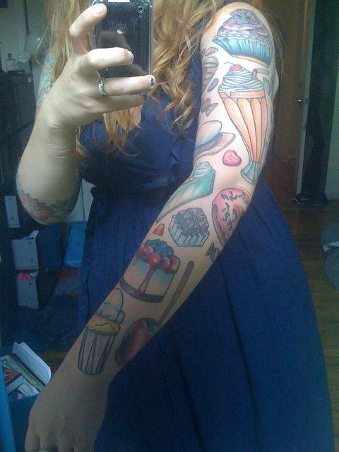 Tatuagem de comida (37)