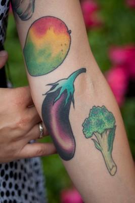 Tatuagem de comida (35)