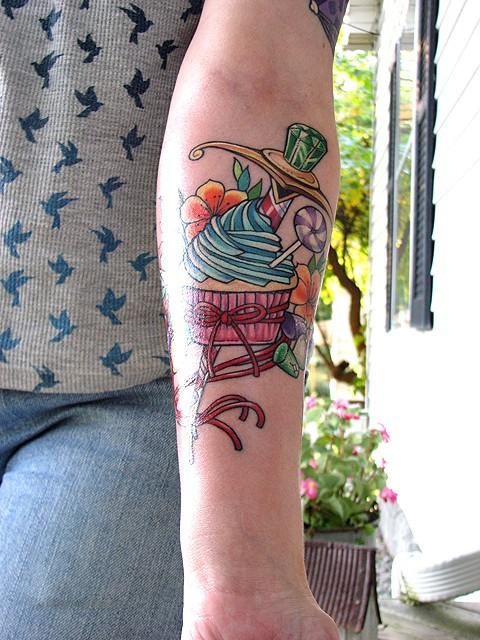 Tatuagem de comida (26)