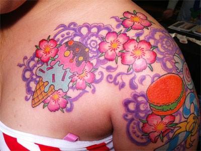 Tatuagem de comida (25)