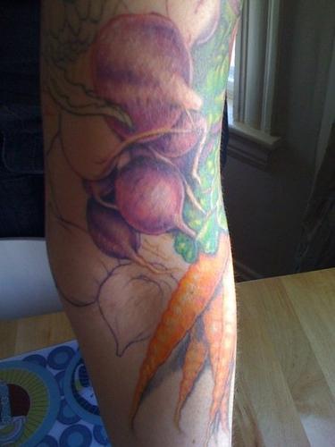 Tatuagem de comida (15)