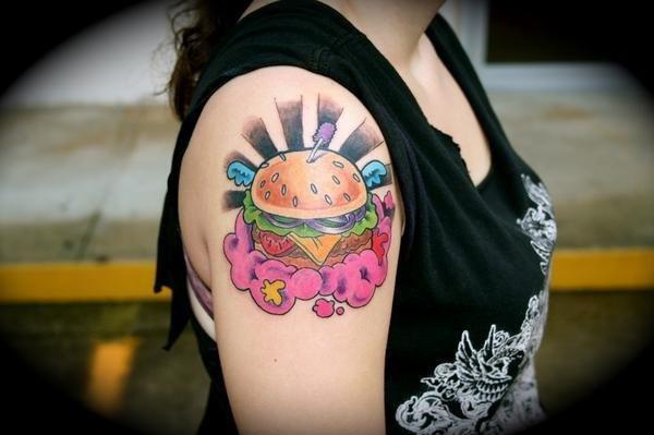 Tatuagem de comida (13)