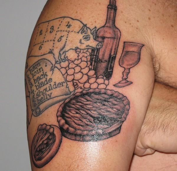 Tatuagem de comida (10)