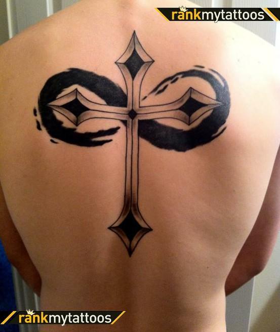 Tatuagens de cruzes e símbolos cristãos (52)