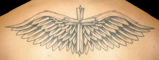 Tatuagens de cruzes e símbolos cristãos (51)