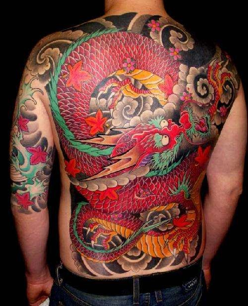 Gragon Tattoo (23)