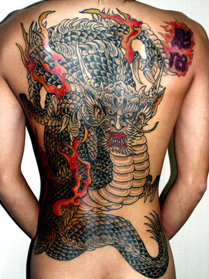 Gragon Tattoo (22)