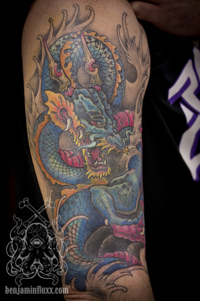 Gragon Tattoo (21)