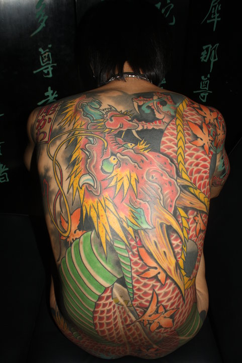 Gragon Tattoo (18)