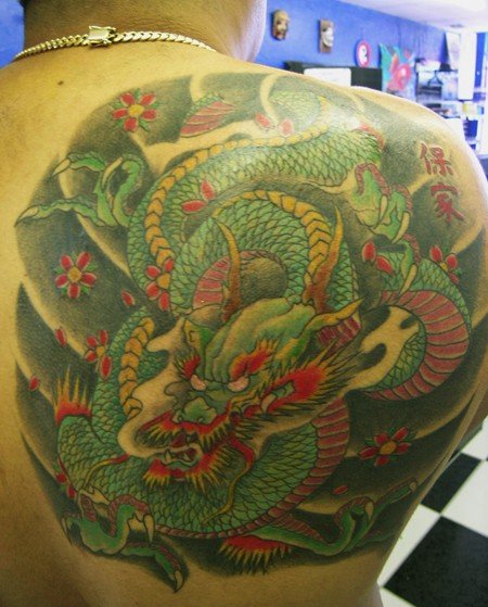 Gragon Tattoo (16)