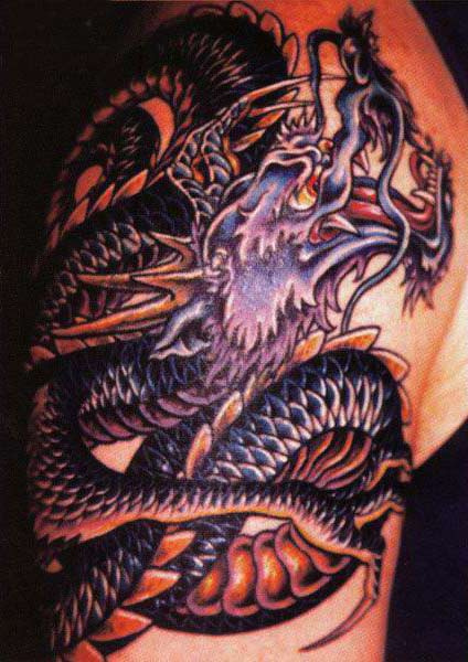 Gragon Tattoo (12)