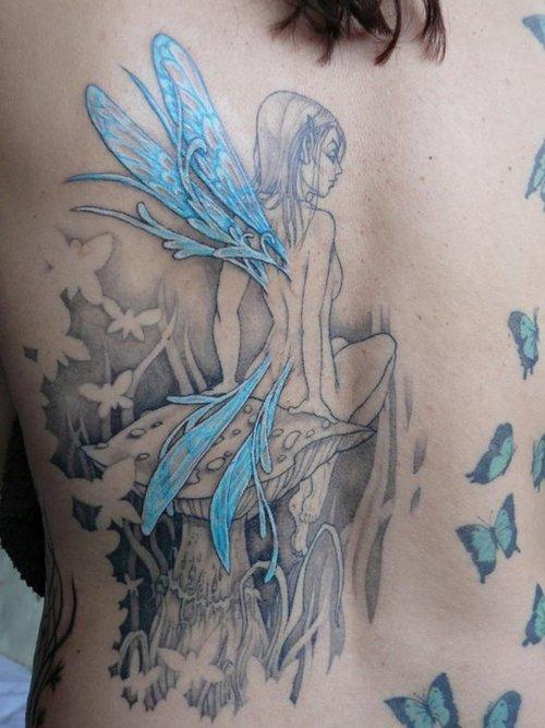 Tatuagens de Fadas (47)