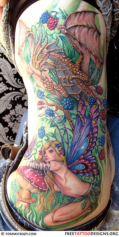 Tatuagens de Fadas (12)