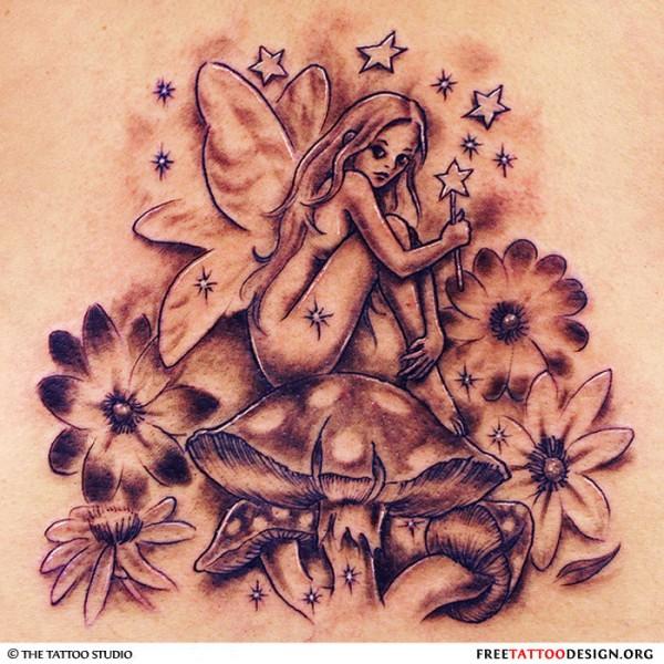 Tatuagens de Fadas (9)
