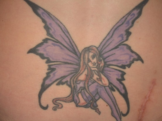 Tatuagens de Fadas (4)