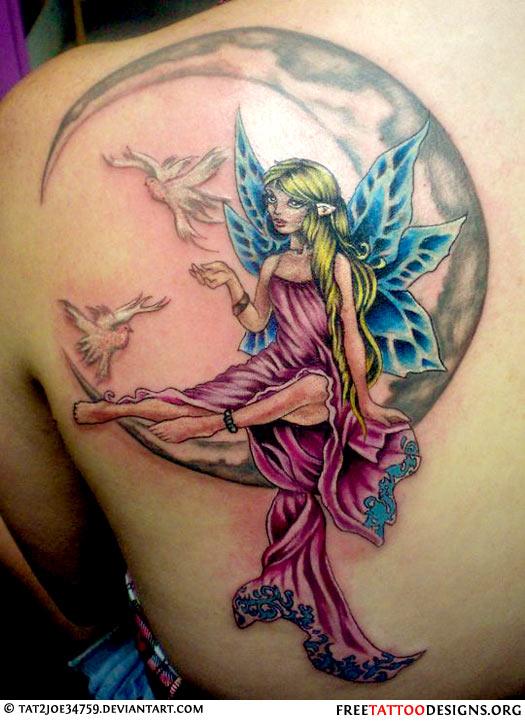 Tatuagens de Fadas (2)