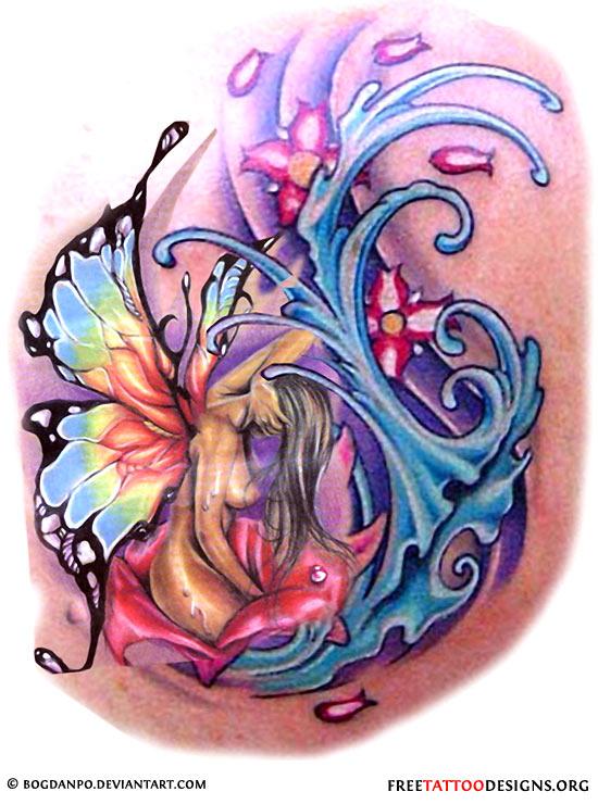 Tatuagens de Fadas (1)