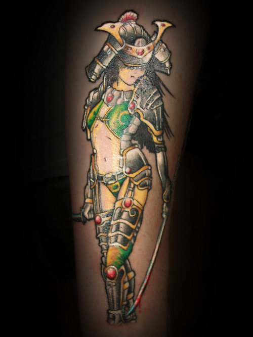 Samurai Tattoos (54)