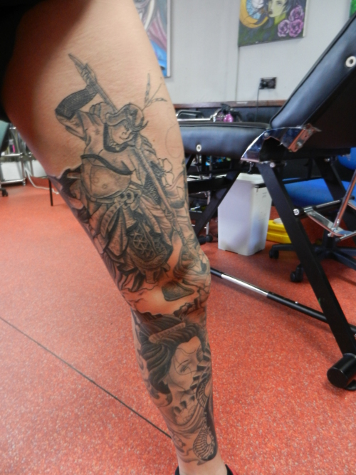 Samurai Tattoos (53)