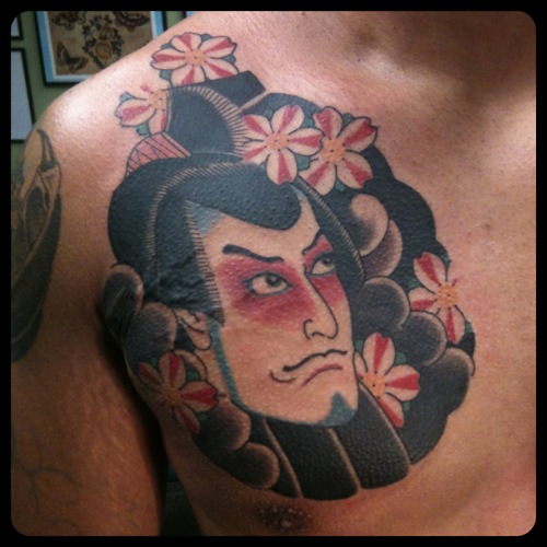 Samurai Tattoos (52)