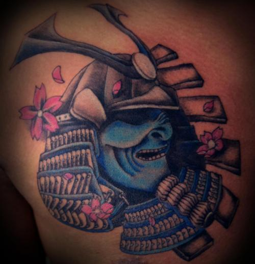 Samurai Tattoos (51)