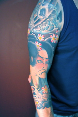 Samurai Tattoos (50)