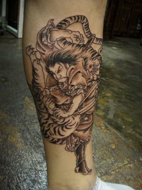 Samurai Tattoos (48)