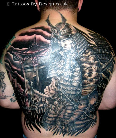 Samurai Tattoos (1)