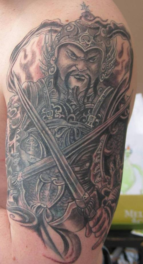 Samurai Tattoos (43)