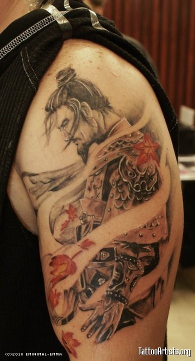 Samurai Tattoos (42)