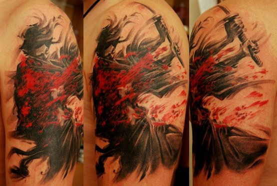 Samurai Tattoos (41)