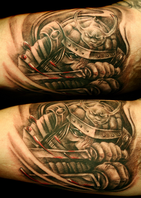 Samurai Tattoos (36)