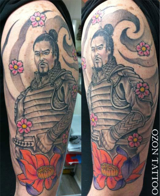 Samurai Tattoos (33)