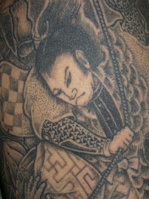 Samurai Tattoos (30)